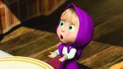 Masha's sprookjes Het meisje dat voor alles bang was