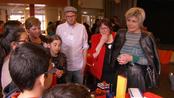 Blauw Bloed Prinses Laurentien bezoekt bijzonder project in Schilderswijk