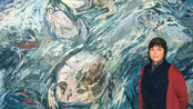 Close Up Miriam Beerman - Van chaos naar kunst