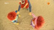 Het Zandkasteel Dansen op het strand
