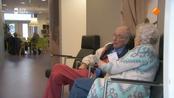 Anita wordt opgenomen Geriatrie Albert Schweitzer Ziekenhuis in Dordrecht