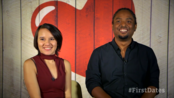First Dates - Denise en Benjamin