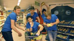 Muziek maken in de supermarkt: Alledaagse muziekinstrumenten uit Sesamstraat