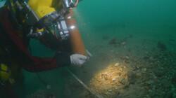 Het Klokhuis: Onderwaterarcheoloog
