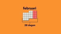 Waarom heeft februari maar 28 dagen?: Het ego van Julius Caesar