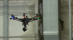 Wat kun je met een drone?: Clipje uit Studio Snugger