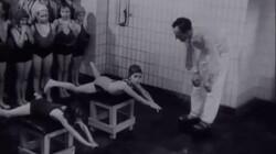 Hoe leerde je vroeger zwemmen?: Clipje uit Studio Snugger