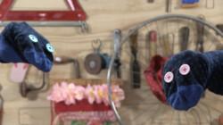 Hoppatee!: Hoe zet je een knoop aan?