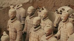 Het Terracottaleger: Een grafgift voor de eerste keizer van China