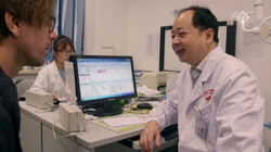 Door het hart van China in de klas: Ziekenzorg in China