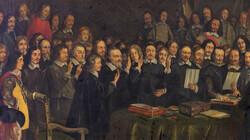 80 Jaar Oorlog in de klas: De vrede van Münster