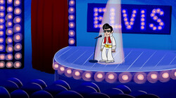Clipphanger: Wie was Elvis?