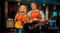 Méér Muziek in de Klas: Liefdesliedjes zingen met Ilse DeLange