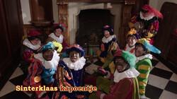Sinterklaas kapoentje: De pieten zingen een Sinterklaasliedje