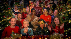 I'm dreaming of a white Christmas: Kerstliedjes zingen met Edsilia Rombley