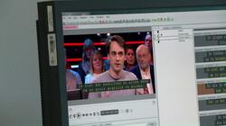 Hoe worden live televisieprogramma's ondertiteld?: Meetypen, inspreken en inkorten