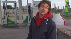 Het Klokhuis: Benzine