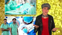 Waarom is operatiekleding groen of blauw?: Als je lang naar bloed kijkt wordt het groen