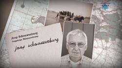 Ooggetuigen van de watersnoodramp: Het verhaal van Joop Schouwenburg