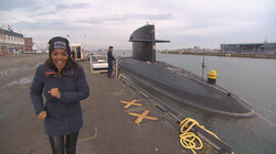 Het Klokhuis: Onderzeeboot