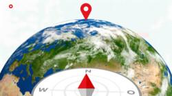 Wat is de magnetische noordpool?: Twee noordpolen