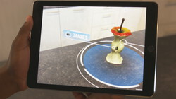 Het Klokhuis: Augmented reality 2