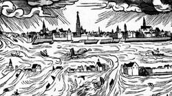 Het ontstaan en de inrichting van Nederland : Bedijking en de Zuiderzee