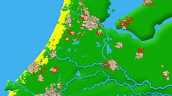 Het ontstaan en de inrichting van Nederland : Terug naar de stad en de vinexwijken