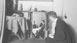 Onderduiken in oorlog: Verbergen voor de Duitse bezetter