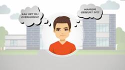 Wat te doen met vervelend nieuws?: Praten over vervelend nieuws op tv helpt