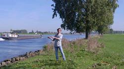 Het ontstaan en de inrichting van Nederland : Riviernormalisatie in Nederland
