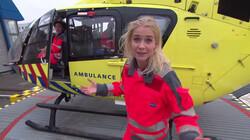 Wat doet het traumateam?: Mensen redden met de traumahelikopter