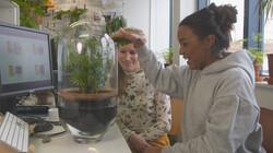 Het Klokhuis: Energie uit planten