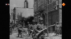 NOS Bevrijdingsjournaal juni 1944: 8 juni 1944: de opmars van de geallieerden na D-Day
