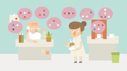 Clipphanger: Wat is het verschil tussen moleculen en atomen?