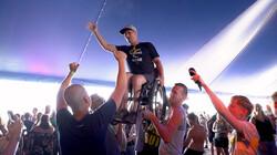 Know Shit: Hoe is het om als mindervalide naar een festival te gaan?
