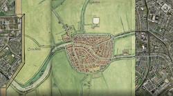 EenVandaag in de klas : Stadsplanning met oude kaarten