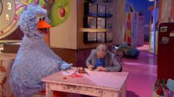 Kaartje: Stukje uit Sesamstraat