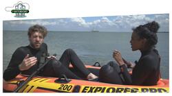 De Buitendienst: Overleven op zee