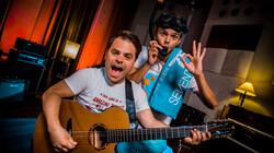 Méér Muziek in de Klas: Vakantie met Buddy Vedder en Roel van Velzen