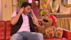 Lui dansen: Stukje uit Sesamstraat