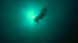 Nachtduiken in de Noordzee: Het duikverhaal van Willem