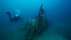 Wrakduiken in de Noordzee: Het duikverhaal van Klaudie