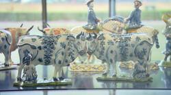 Delfts blauw: Hollandse kunst op aardewerk