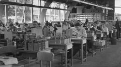 Nederland industrialiseert in de jaren 50: Modernisering door industrialisatie