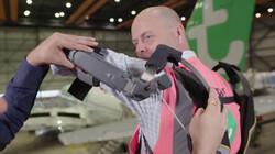 Zwaar werk makkelijker met een exoskelet: Langer doorwerken door techniek?
