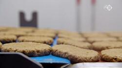Hoe wordt een vegaburger gemaakt?: Burgers bakken van soja