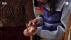 EHBO SpangaS: Wat moet je doen bij een schaafwond?