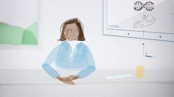 Knippen en plakken in het DNA: Nederland in 2039: Het aanpassen van DNA van embryo's is heel normaal