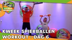 Met Nathan Rutjes en zoon Lavezzi: Workout voor thuis: Dag 6